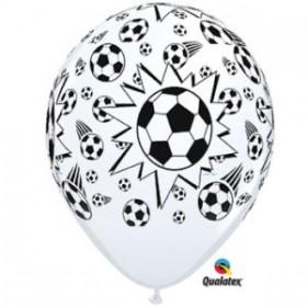 Balões Futebol (pack 6)