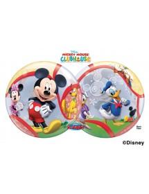 Balão Bubbles Mickey 56cm