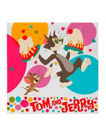 Guardanapos Tom & Jerry (pack 20)