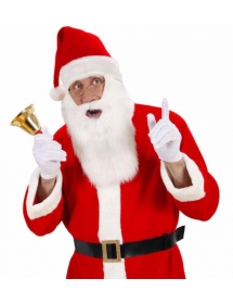 Gorro Pai Natal com Barba