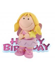 Boneca Happy Birthday