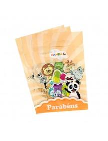 Sacos Canal Panda (pack 8)