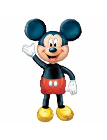 Balão Foil Airwalker Mickey (132cm)