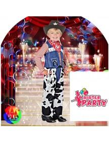Fato Cowboy Rapaz