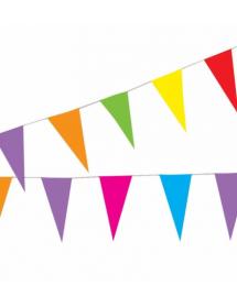 Bandeiras Coloridas (10 metros)