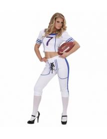 Fato Jogadora Futebol Americano