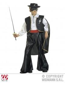 Fato Zorro Criança