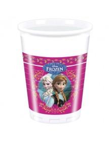 Copos Frozen (8 unidades)