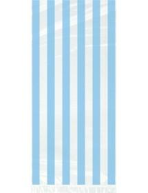 Sacos Plástico Azuis (pack 20)