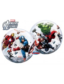 Balão Bubbles Avengers 56cm
