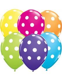 Balões Bolinhas (pack 6)