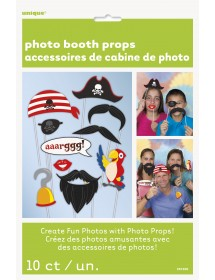 Photo Booth Piratas