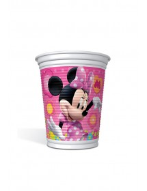 Copos Minnie (pack 10)