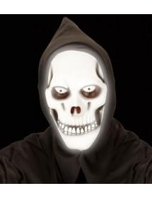 Máscara Halloween Fluorescente