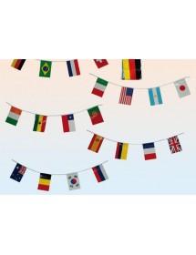 Grinalda Bandeiras (7 metros)