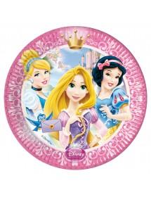 Pratos Princesas