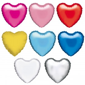 Balão Foil Coração (45cm)
