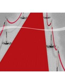 Tapete Vermelho (450x60cm)