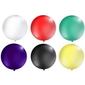 Balão Redondo 1metro (unidade)