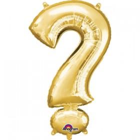 Balão Foil ? 41cm Dourado