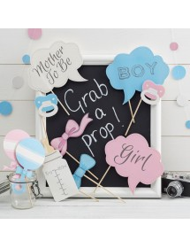 Photo Booth Baby Shower Deluxe