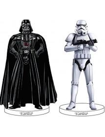 Decoração Bolo Star Wars