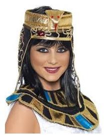 Capacete Egípcio