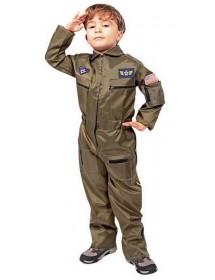 Fato Piloto Criança
