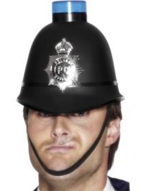 Capacete de Policia com Luz