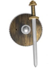 Espada e Escudo Viking