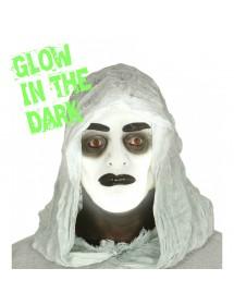 Máscara Glow in the Dark Homem