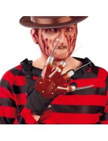 Luva de Freddy Krueger