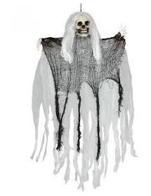 Esqueleto Fantasma Velha 80cm