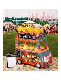 Gourmet Food Van Stand