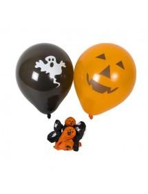 Balões Halloween ( Pack 12 )