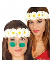 Fita de Flores Hippie