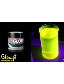 Pó Fluorescente para Bebidas (100g)