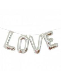 Balões Foil ( LOVE ) 41cm