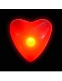 Pin Coração LED