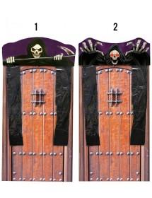 Cortina Esqueleto com Luz (180x80cm)