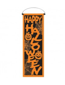 Banner Decor Halloween