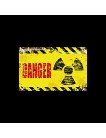 Placa DANGER (48x32cm)