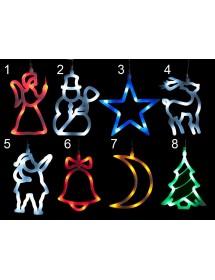 Símbolos de Natal LED