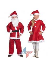 Fato Pai Natal Criança