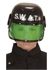 Capacete S.W.A.T. Infantil