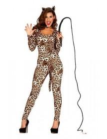 Macacão Mulher Leoparda