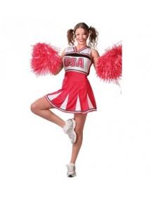 Vestido Cheerleader