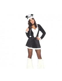 Vestido Panda