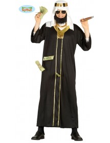 Fato Sheik Árabe