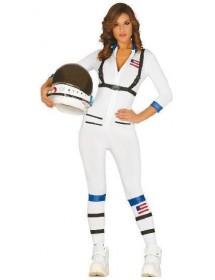 Fato mulher Astronauta